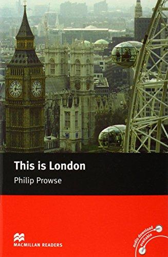 Macmillan Readers This is London Beginner Without CD (Reader Beginner)の詳細を見る