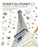 Malbuch für Erwachsene: Punkt-zu-Punkt: Zaubern Sie großartige Bilder wie aus dem Nichts von David Woodroffe (1. Juni 2015) Broschiert
