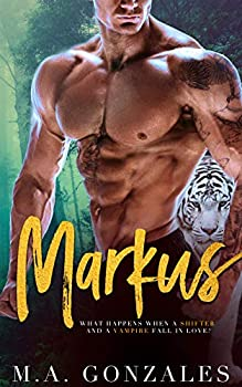 Markus  Nightshade Falls Book 1