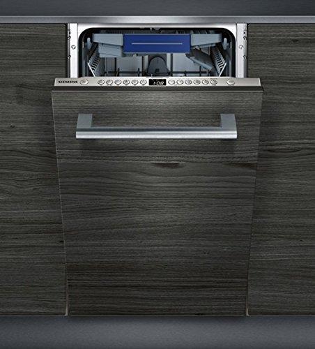 Siemens SR636X01ME Geschirrspüler Vollintegriert / A+ / 237 kWh/Jahr / 2660 L/jahr / 10 kg / Wärmetauscher / Wechselspül-Technik