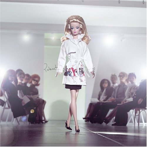 Barbie Collectables Moda Modelo Silkstone: Trench Setter Barbie