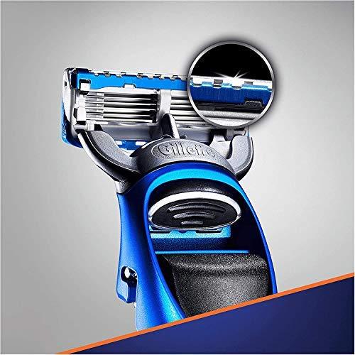 Gillette Styler Multiusos - Recortadora Barba, Maquinilla y Perfiladora, para Dominar Cualquier Estilo de Barba
