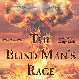 The Blind Man's Rage audiobook cover art