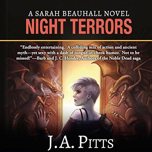 Night Terrors audiobook cover art