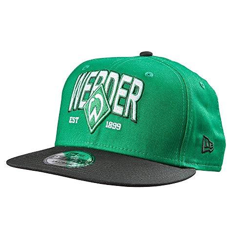 Unbekannt SV Werder Bremen Cap, Basecap, Snapback 9Fifty Est. 1899 New Era (M/L (59,6 cm Kopfumfang))