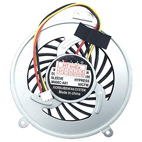 Lüfter Kühler Fan Cooler kompatibel für Lenovo ThinkPad L520 (5016-49U), L520 (5017), L520 (7859-35U), L520 (5016-5ZU), L520 (7859-36U), L520 (5017-46U), L520 (7860-36U), L520 (5017-44U)