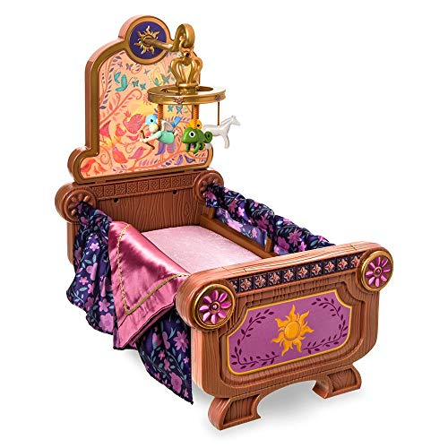 Lowest Price! Disney Animators' Collection Rapunzel Crib Set
