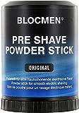 Blocmen Original Pre Shave Powder Stick New