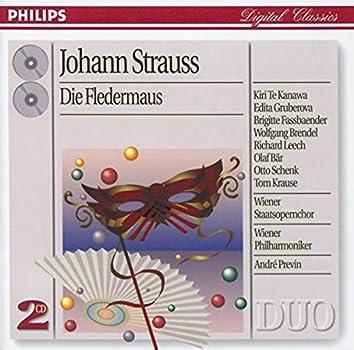 Strauss, J. II: Die Fledermaus