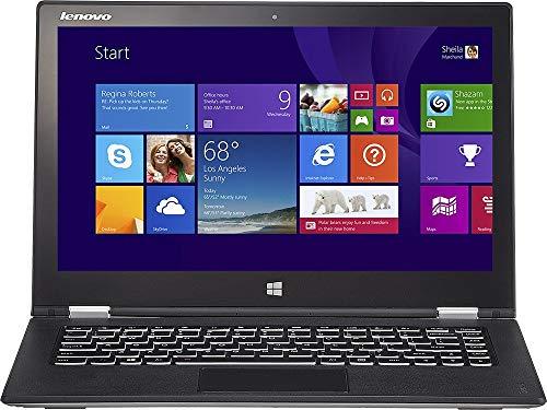 Lenovo IdeaPad Yoga 2 Pro 13.3 -Inch Quad HD+ Touch-Screen Laptop (Intel i7-4510U 8GB Memory 256GB Sold State Drive, Windows 8) (Renewed)