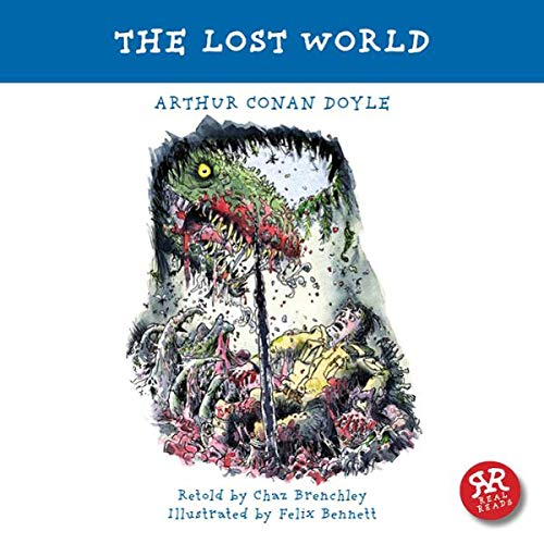 The Lost World                   Written by:                                                                                                                                 Arthur Conan Doyle,                                                                                        Chaz Brenchley                               Narrated by:                                                                                                                                 Robert Penman                      Length: 37 mins     Not rated yet     Overall 0.0