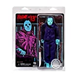 Jason Voorhees Friday the 13th Glow in the Dark Tru Toys R Us Exclusive NES by NECA