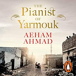 The Pianist of Yarmouk cover art
