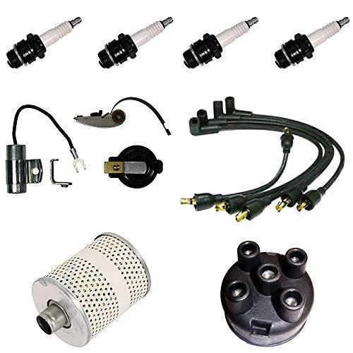 Tune Up Kit & Filter Fits IH Farmall 100 130 140 200 230 240 300 330 340 350 400 404