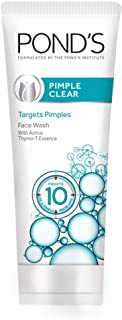 POND'S Pimple Clear Face Wash, 50 gram, India