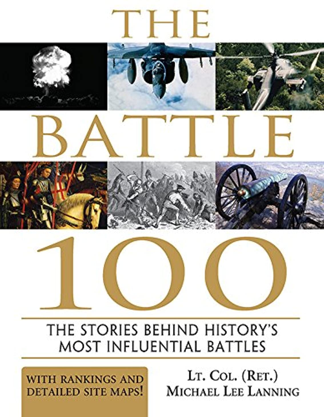 マリン請願者レキシコンThe Battle 100: The Stories Behind History's Most Influential Battles (English Edition)