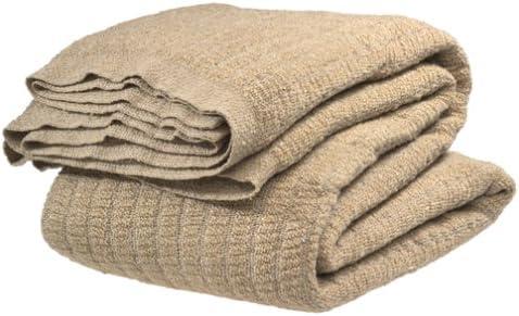 Martex Over item handling ☆ Cashmera Queen Khaki Genuine Blanket