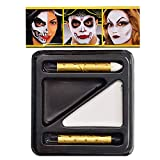 Amscan Black and White Makeup Kit