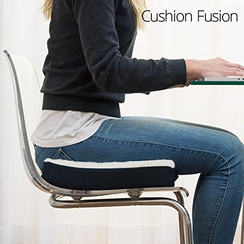 QTIMBER Coussin en Gel Cushion Fusion #Manufacturer # 48.5 x 11 x 37 cm Max 1000 Characters