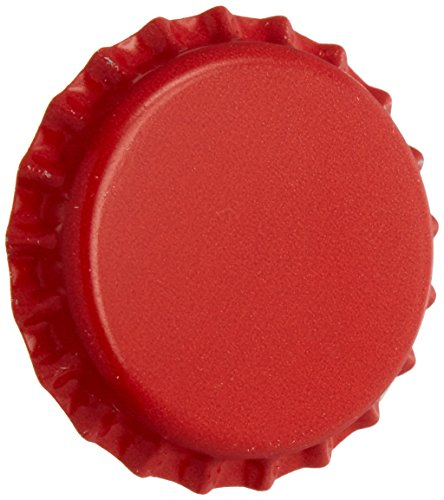 Beer Bottle Crown Caps – Oxygen Absorbing for Homebrew – 144 pcs.