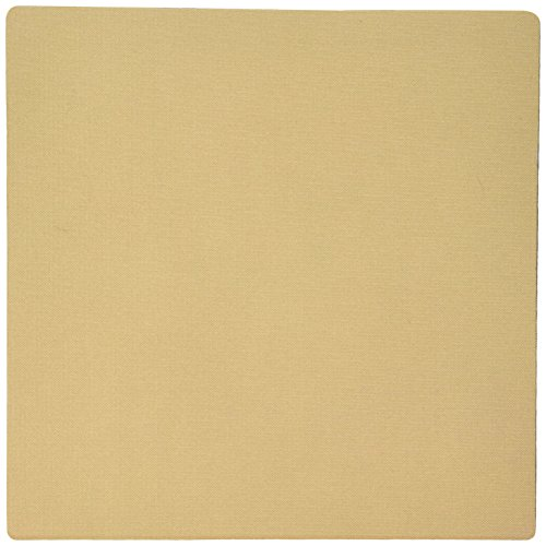 3dRose LLC 8 x 8 x 0.25 Inches Mouse Pad, Image of Solid Beach Sand Tan (mp_174694_1)