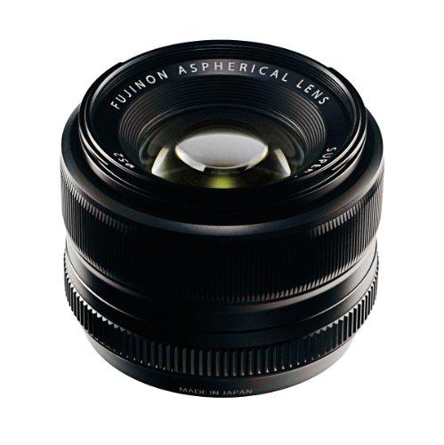 Fujifilm XF35MM - Objetivo para Fujifilm X-Montura, 35mm, F1.4 R, X-Pro 1, Color Negro