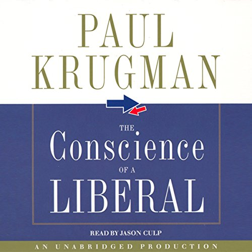 The Conscience of a Liberal audiobook cover art
