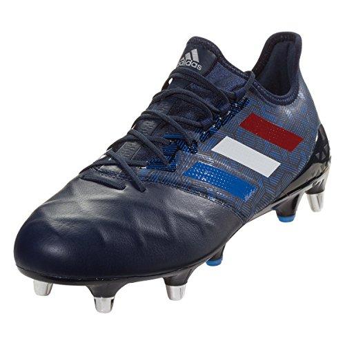 adidas Kakari Light SG Rugby Boots, Navy (US 12.5)