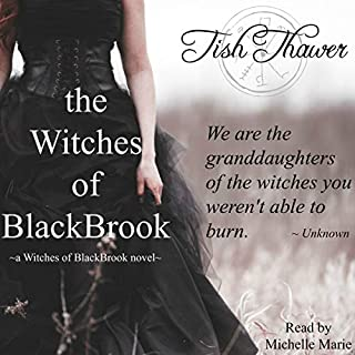 The Witches of BlackBrook                   Written by:                                                                                                                                 Tish Thawer                               Narrated by:                                                                                                                                 Michelle Marie                      Length: 4 hrs and 29 mins     Not rated yet     Overall 0.0