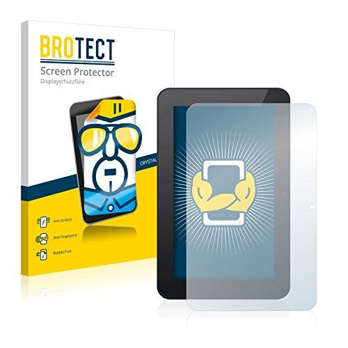 BROTECT Schutzfolie kompatibel mit Odys Miron (2 Stück) klare Bildschirmschutz-Folie