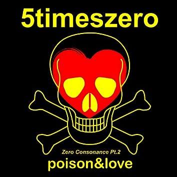 Zero Consonance, Pt. 2 (Poison&Love)
