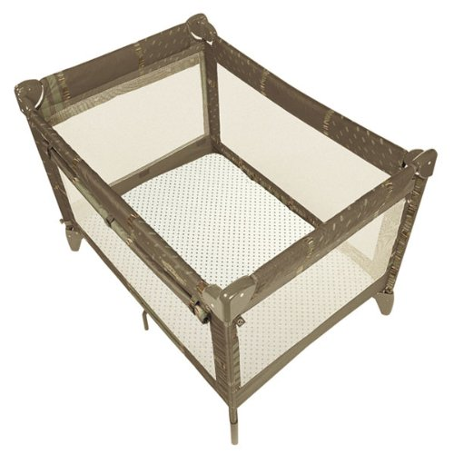 Great Deal! Portable Play Pen Fitted Sheet-Assorted Prints