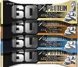 60% PROTEIN BAR [24 BARRETTE DA 45 G] - WEIDER (BISCOTTO)