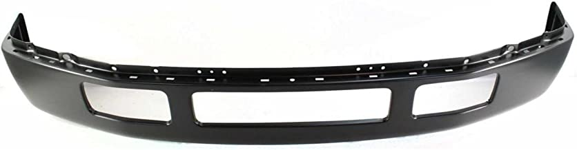 OE Replacement Ford Super Duty Front Bumper Face Bar (Partslink Number FO1002393)