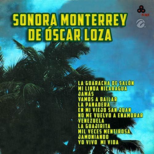 Sonora Monterrey de Óscar Loza