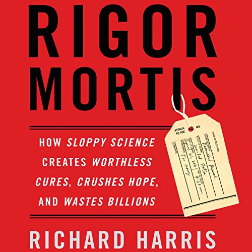 Rigor Mortis audiobook cover art