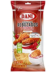 Dani - Preparado para rebozados SIN GLUTEN picante - Pack 5 x 500 gr.