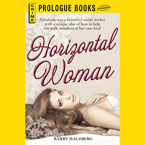 Horizontal Woman audiobook cover art