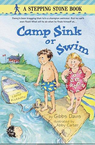 Camp Sink or Swim (A Stepping Stone Book(TM))