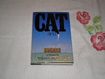 Cat and Mouse: A Brock Callahan Mystery 0312013981 Book Cover