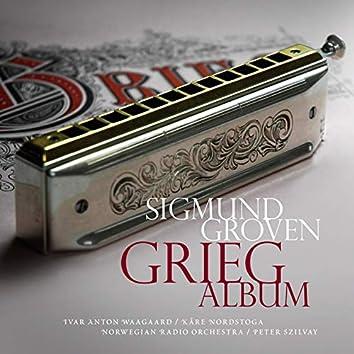 Grieg Album