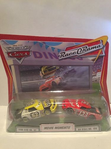 Action Cars Race O Rama Leak Less Leakless and No Stall #123 1:55 Scale