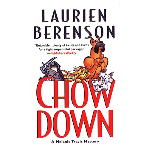 Chow Down audiobook cover art