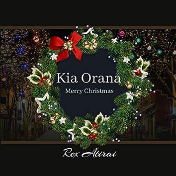 Kia Orana Merry Christmas