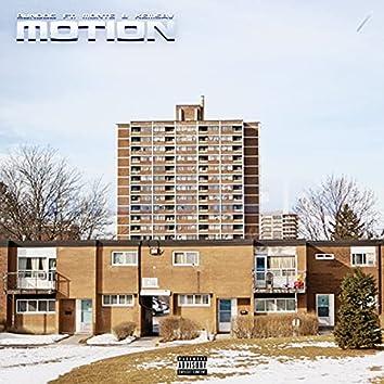 Motion (feat. Lil Monté, Kemsav)