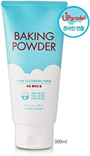 Etude House Baking Powder Pore Cleansing Foam 300ml (Big Size)