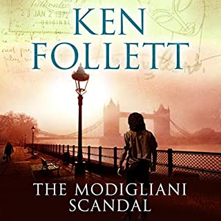 The Modigliani Scandal Titelbild