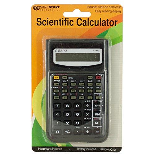 Smart Start 613057 Stationery Wissenschaftlicher Großhandel Taschenrechner mit Einschubtasche X