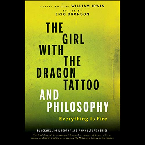 The Girl with the Dragon Tattoo and Philosophy  By  cover art