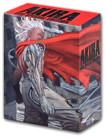 Akira: DVD Special Edition